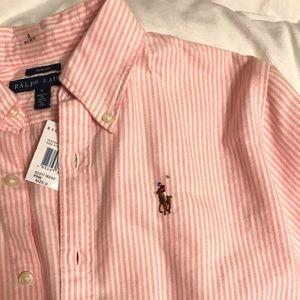 New Ralph Lauren button up shirt